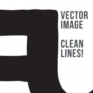 Vector Image - Sexy and Smooth!