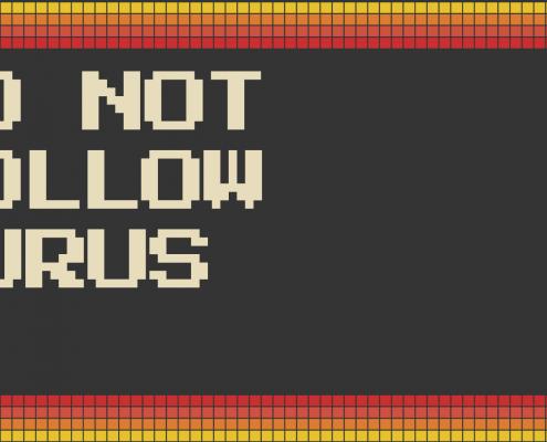 Don't Follow Gurus