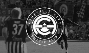 Asheville City Soccer Club Branding