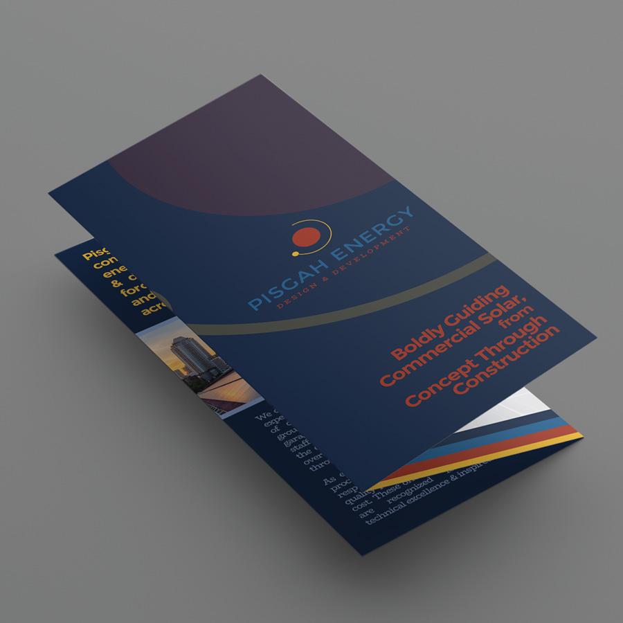 Pisgah Energy Brand Development