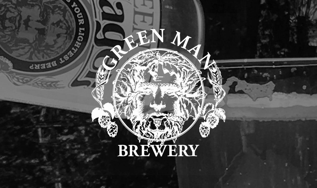Green Man Brewing Weird Can Campaign