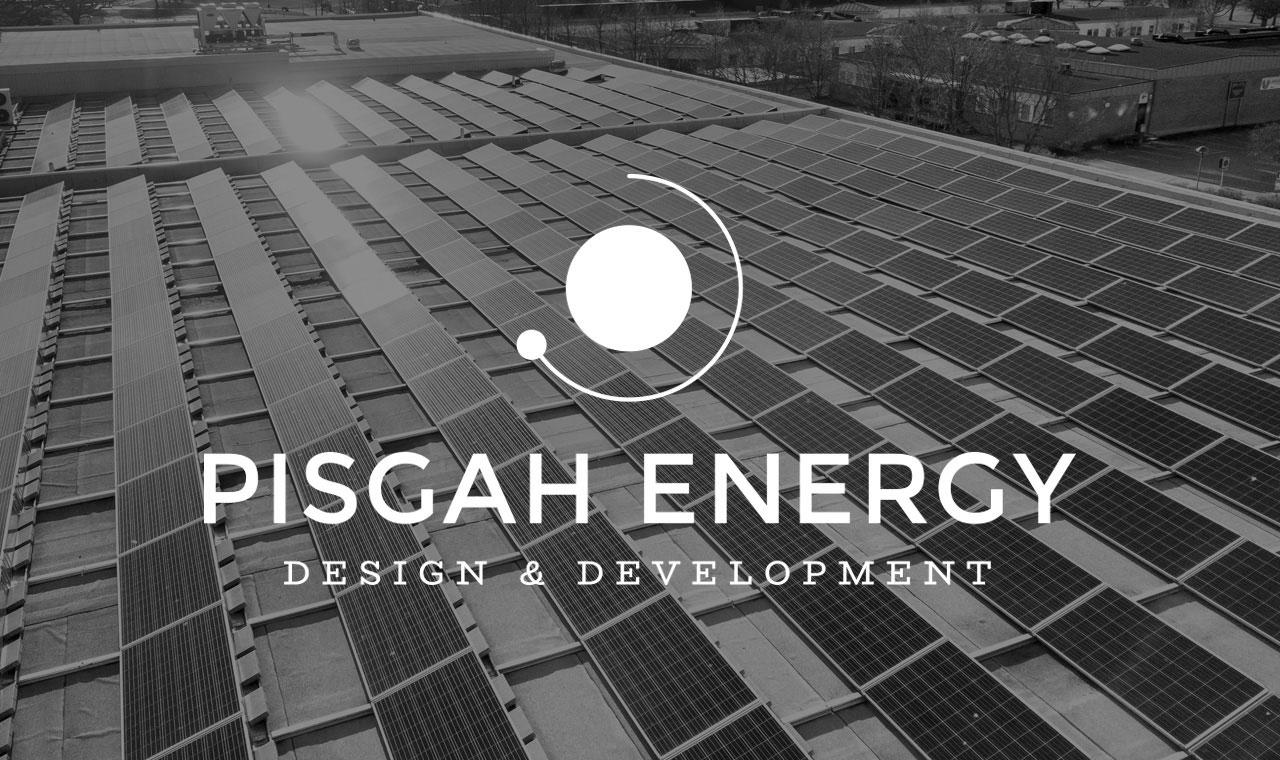 Pisgah Energy Branding, Design, Web Design & Print Collateral