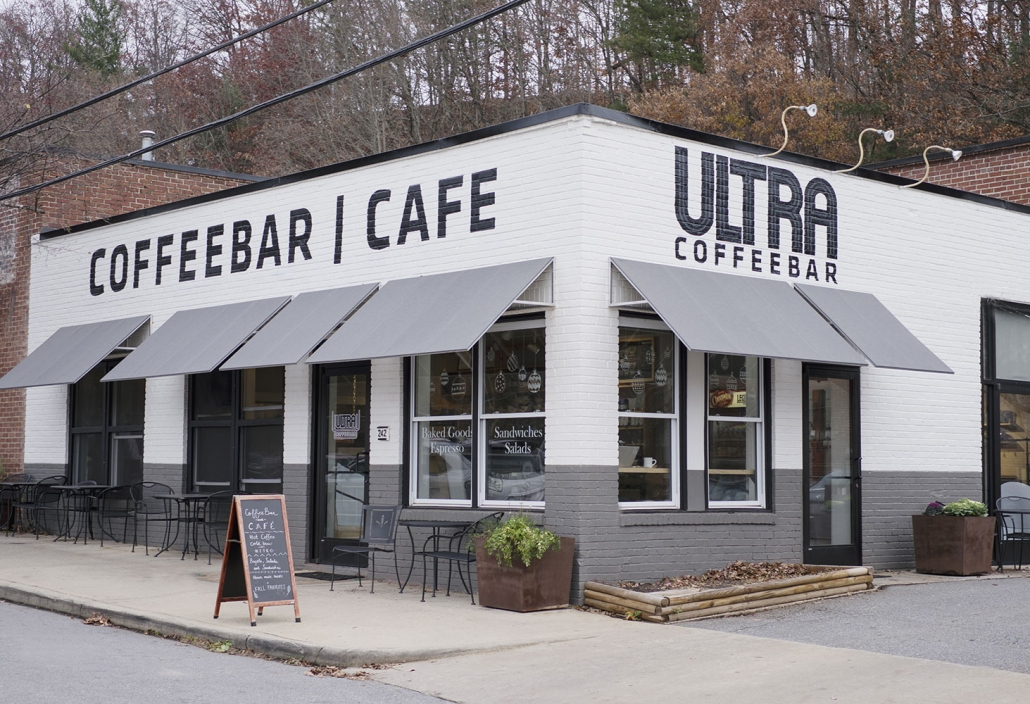 Ultra Coffeebar Asheville NC